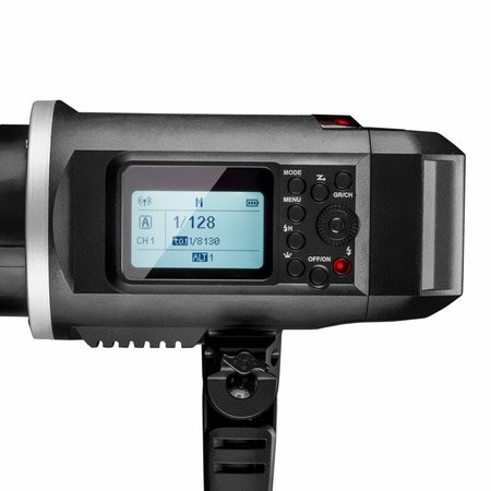 walimex pro Studioflitser Portable met Accu 2Go 600 TTL