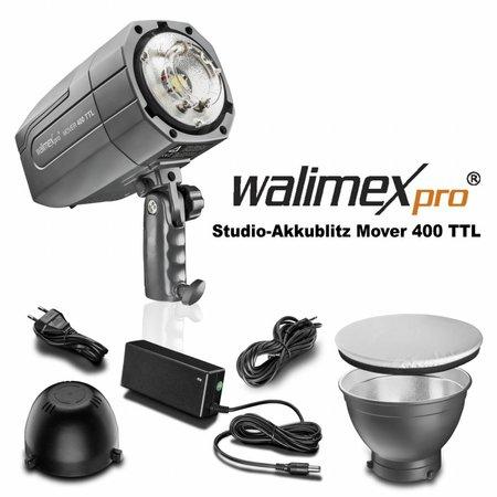 walimex pro walimex pro Studioflitser Mover 400 TTL Batterij