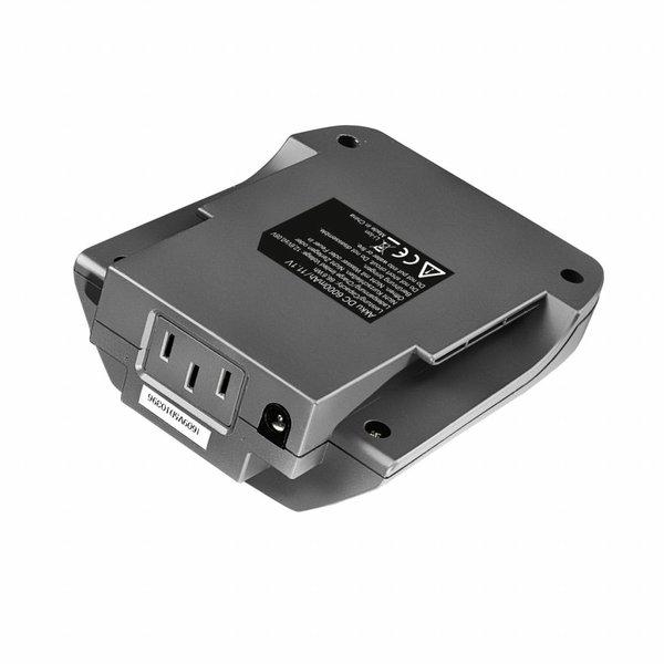 Walimex Pro Studioflitser Mover 400 TTL Batterij