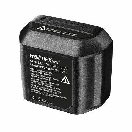 walimex pro Battery 8700mAh 10,8V for 2Go series