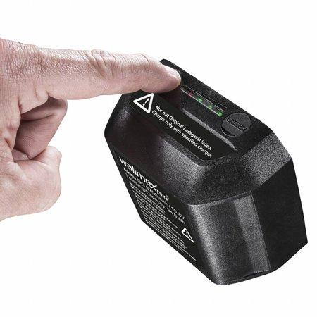 Walimex Pro Reserve Batterij 8700mAh 10,8V voor 2Go-serie