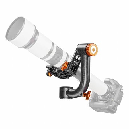 walimex pro Carbon Gimbal Statiefkop C15