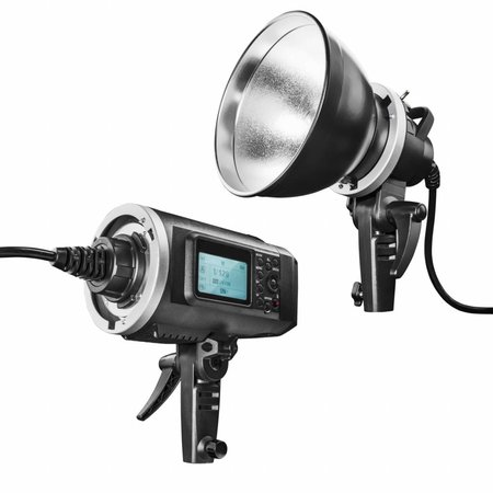 walimex pro Handblitz H600 for Akkublitz Flash2Go