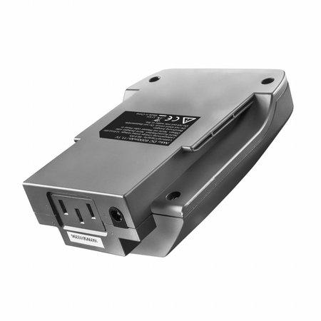Walimex Pro Batterij 6000 mAh 11,1V voor Mover 400