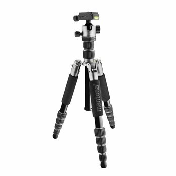 Mantona Camera Tripod Light Traveller Black/Gray