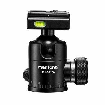 Mantona Onyx 12 Statiefkop (M1-3612A)