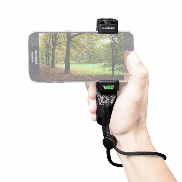 Mantona Smartphone Houder Movie Maker