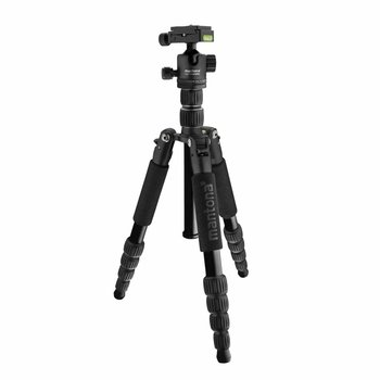 Mantona Light Traveller Tripod Black