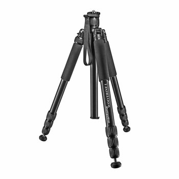 Mantona Wolverine L-12 tripod with ball head + bag