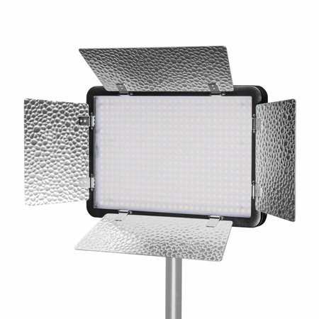 Walimex Pro LED 5 Versalight Daglicht Set 2 Batterij