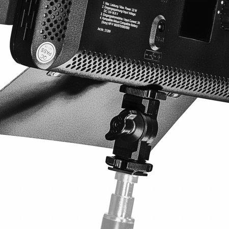 walimex pro walimex pro LED 5 Versalight Daylight Set 2 batterij