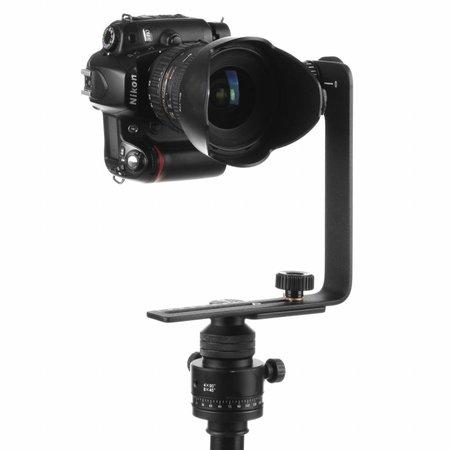 mantona Panorama Head 360° PanoPoint with Nodalp adapter