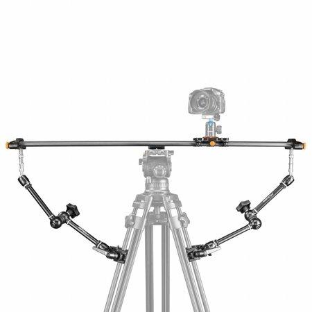 mantona Carbon Video Slider 1 Support Set