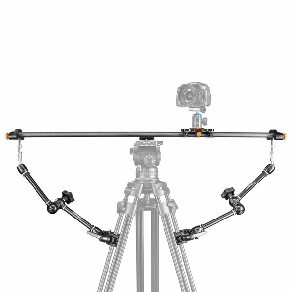 Mantona Carbon Camera Slider 1 Support Set