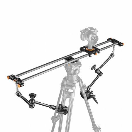 mantona Video Slider Carbon 1 Support Set