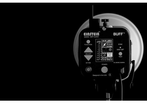 Paul C. Buff  | Studioblitz