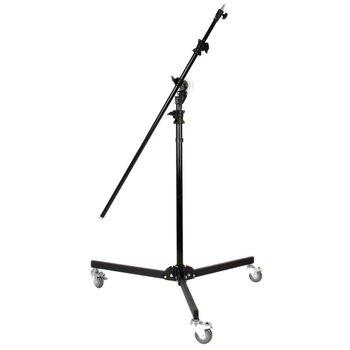 Walimex Pro Boomarm Statief op wielen, 5kg