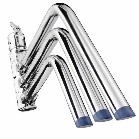 Walimex Pro Lampstatief Zilver, 300 cm