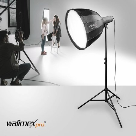 walimex pro Softbox SL Deep Rota QA70 |  For various brands speedring