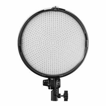 Walimex Pro LED Flächenleuchte Niova 800 Plus Round Daylight