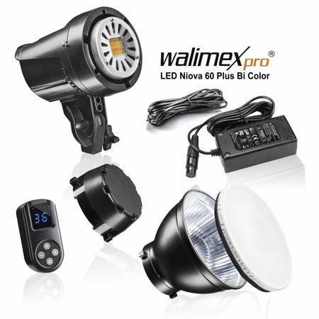 walimex pro LED Niova 60 Plus Bi Color