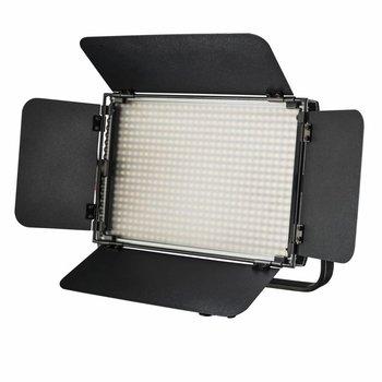 Walimex Pro LED Flächenleuchte Niova 600 Plus BI Color