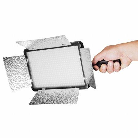 walimex pro LED 5 Versalight Bi Color Set2 Accu