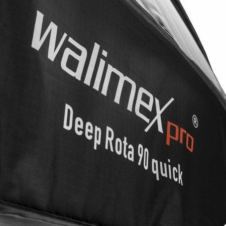 walimex pro SL Deep Rota Softbox 90cm | Diverse merken Speedring