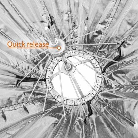 walimex pro SL Deep Rota Softbox 120cm   Diverse merken Speedring