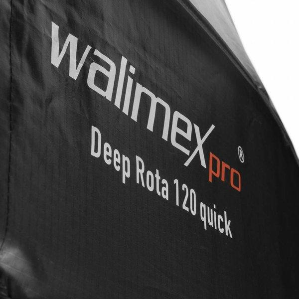 Walimex Pro SL Deep Rota Softbox 120cm | Diverse merken Speedring
