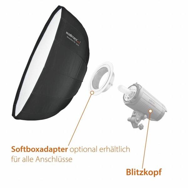 Walimex Pro SL Beauty Dish Softbox 105cm | Diverse merken Speedring