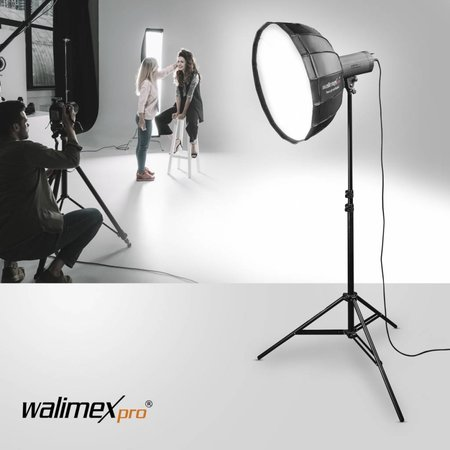 walimex pro SL Beauty Dish Softbox 85cm | For various brands speedring