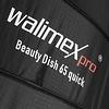 Walimex Pro SL Beauty Dish Softbox 65cm | Diverse merken Speedring