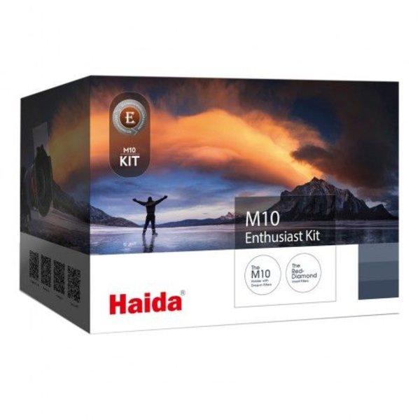 Haida Red Diamond M10 Enthousiast Filter Kit