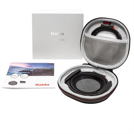 Haida M10 Enthousiast Filter Kit