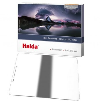 Haida Red Diamond Horizon Graduated ND Filter 4 Stops 100x150mm ND1.2