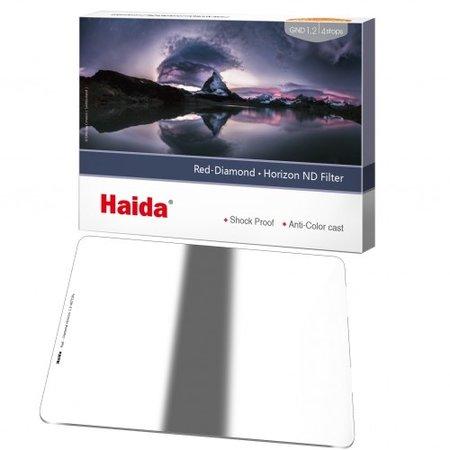 Haida Horizon Graduated ND Filter 4 Stops 100x150mm ND1.2 Red Diamond