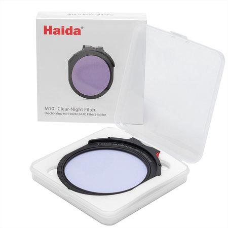 Haida Clear Night Drop-In Filter Nano Coating