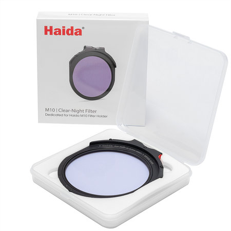 Haida Diamond Clear Night Drop-In Filter Nano Coating