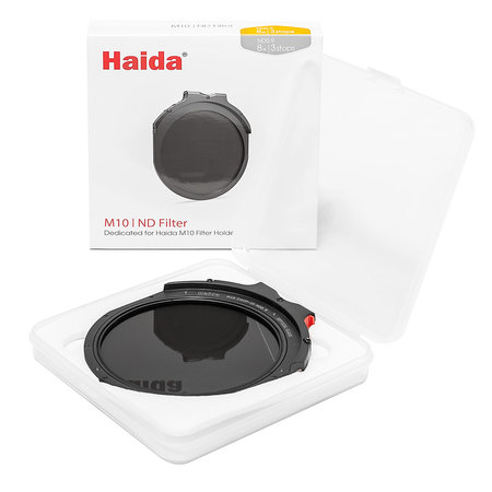 Haida ND Filter M10 ND0.9 Drop-In ( 3 Stop )