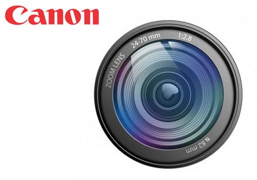 Canon Objectieven