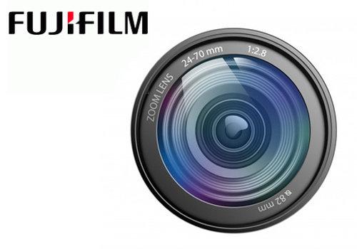 Fujifilm Lensvatting