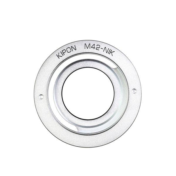Kipon Adapter M42 to Nikon F