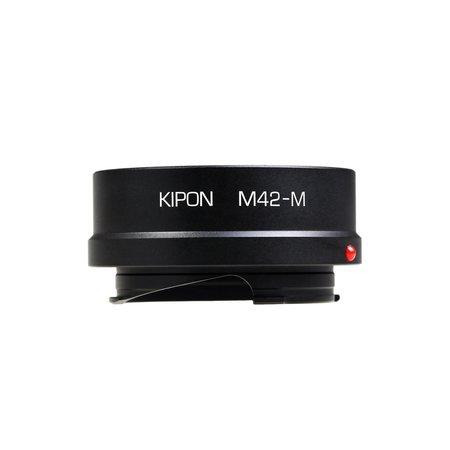 Kipon Adapter M42 to Leica M