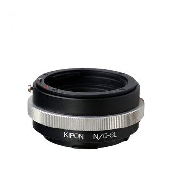 Kipon Adapter für Nikon G auf Leica SL