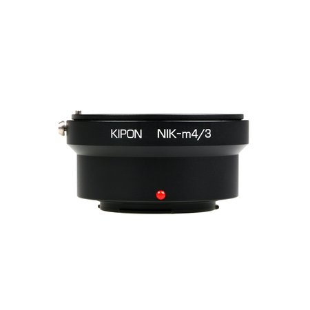 Kipon Adapter Nikon F to micro 4/3