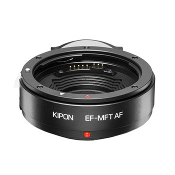 Kipon AF Adapter Canon EF to micro 4/3 w. support