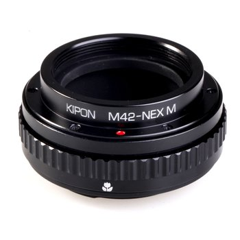 Kipon Macro Adapter M42 to Sony E