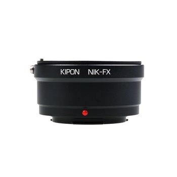 Kipon Adapter für Nikon F auf Fuji X