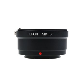Kipon Adapter Nikon F to Fuji X